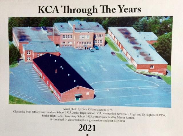2021 Calendar of KCA photos